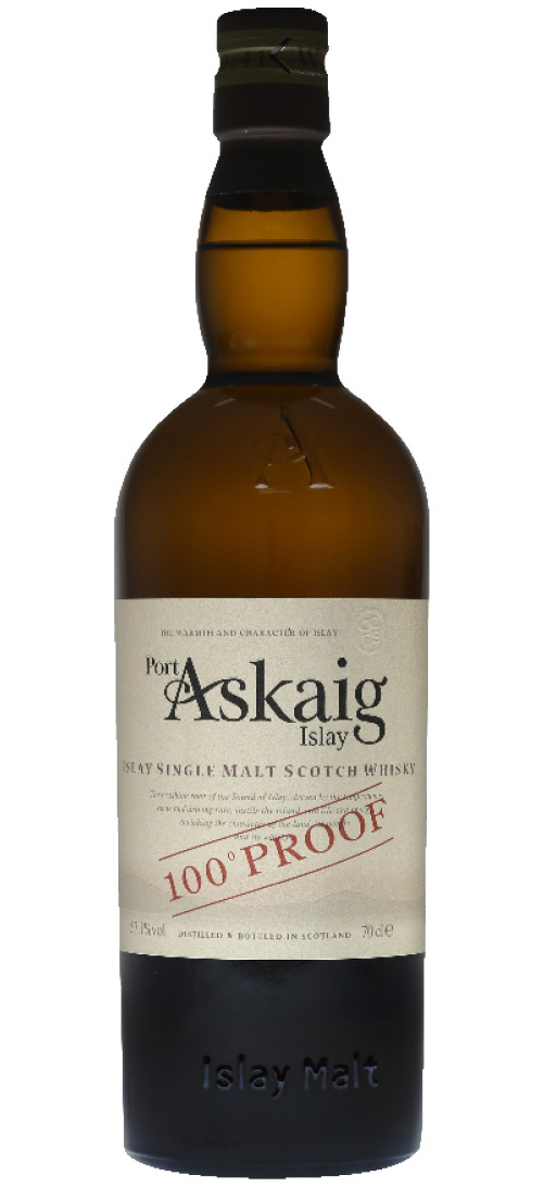 Port Askaig 100 Proof Cask Strength Single Malt