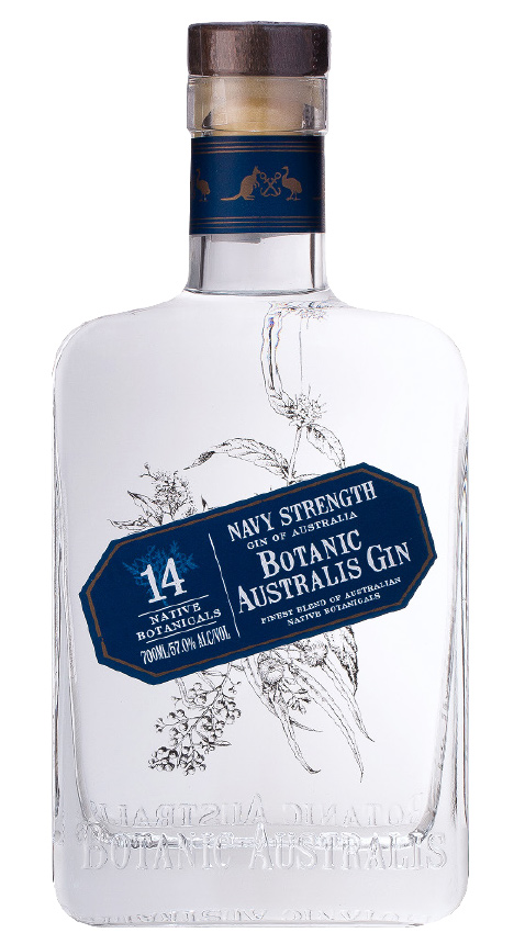 Mt. Uncle Distillery Botanic Australis Navy Strength