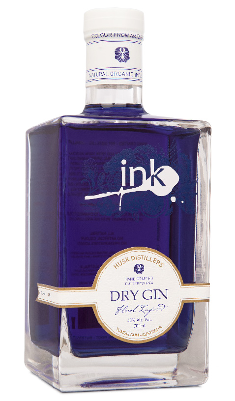 Husk Distillers Ink Gin