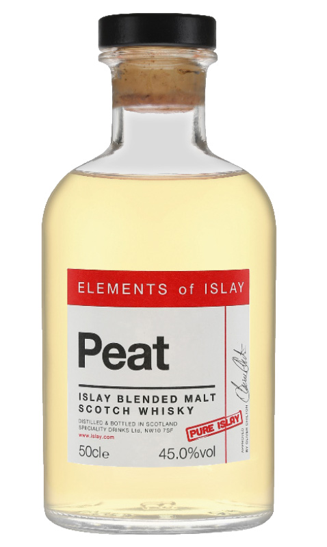 Elements of Islay Peat Pure Islay Blended Malt