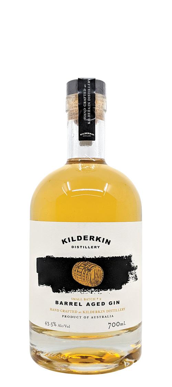 Kilderkin Distillery Barrel Aged Gin