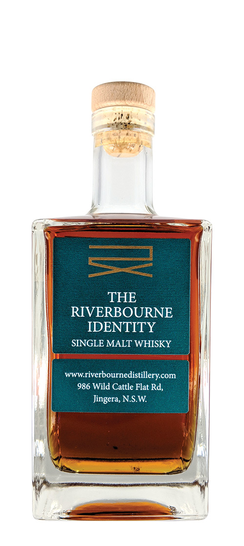 The Riverbourne Identity