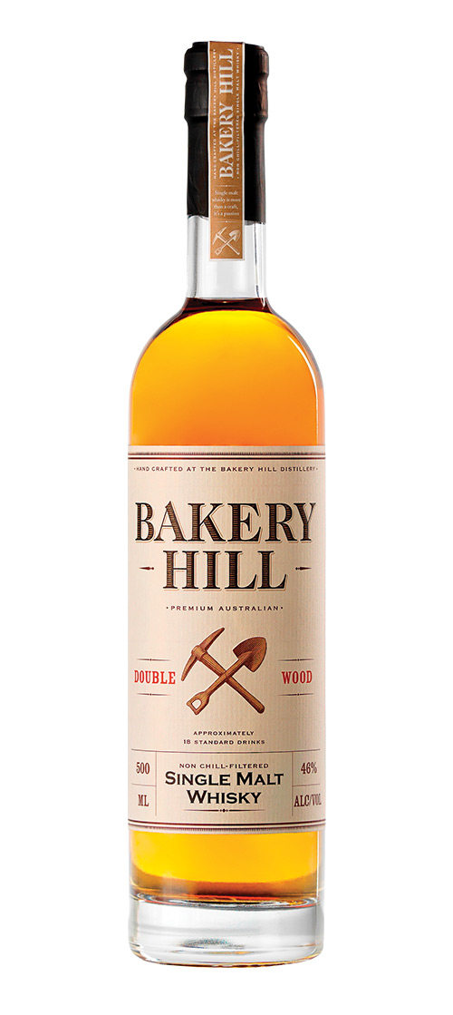 Bakery Hill Distillery Double Wood