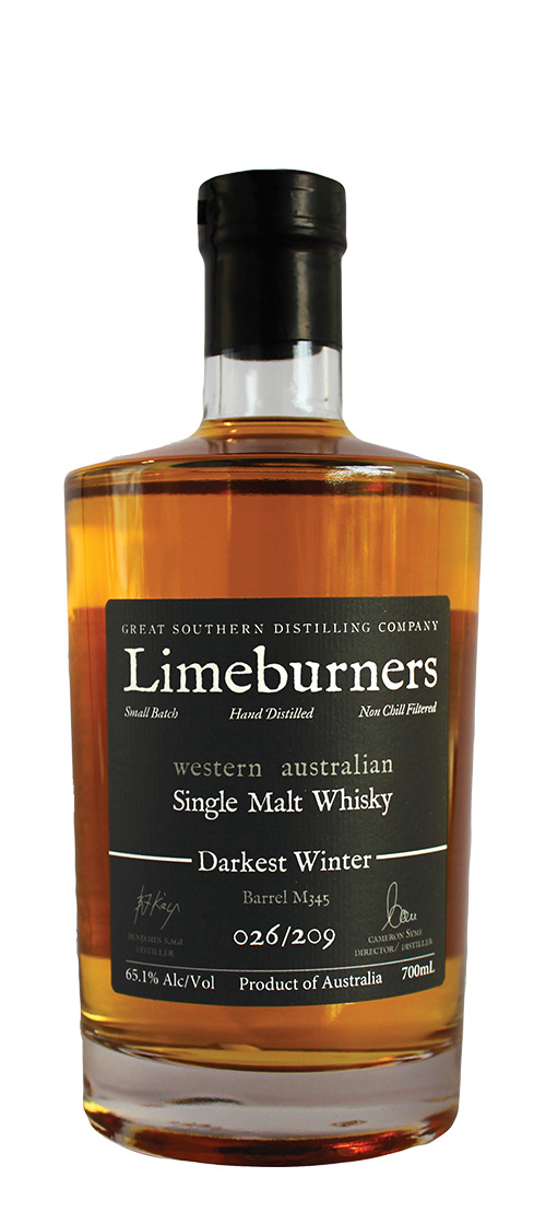 Limeburners Darkest Winter