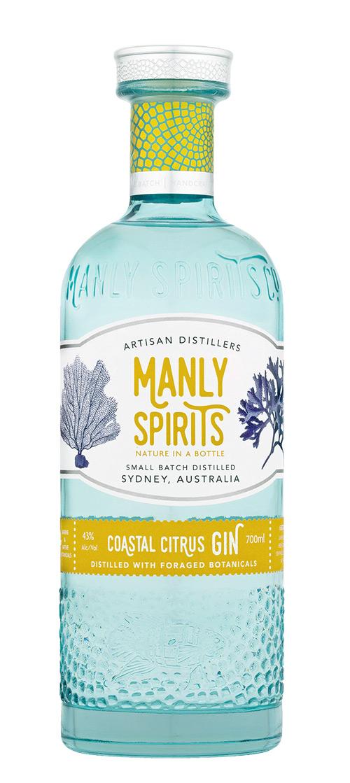 Manly Spirits Co. Distillery Coastal Citrus Gin