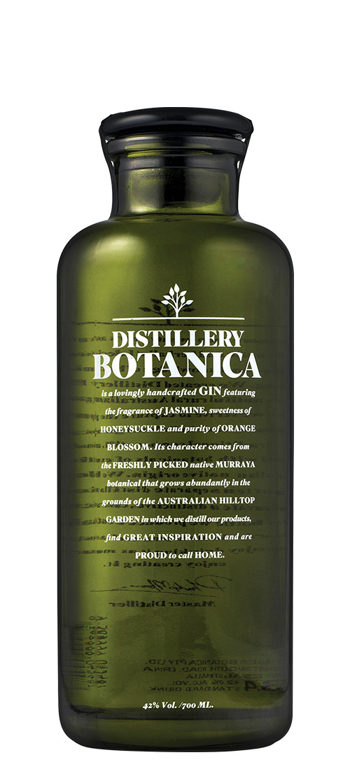Distillery Botanica Gin