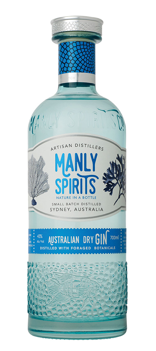 Manly Spirits Co. Distillery Australian Dry Gin