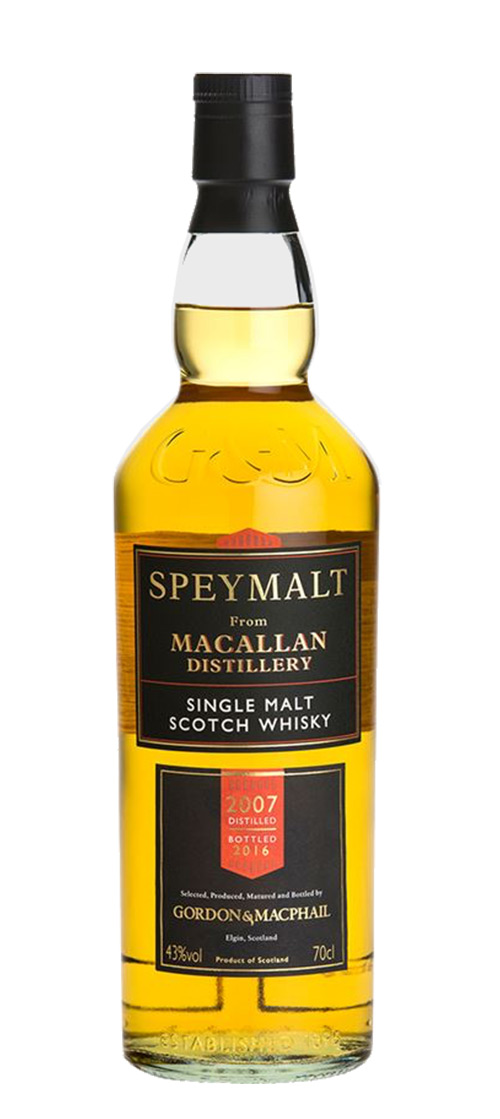 Gordon & MacPhail Speymalt from Macallan