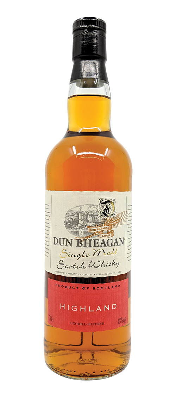 Dun Bheagan Highland
