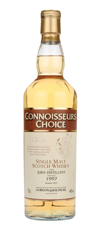 Gordon & MacPhail Connoisseurs Choice Jura 1997