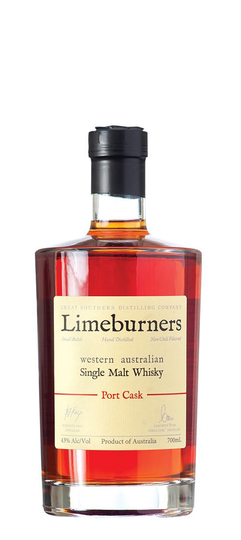 Limeburners Port Cask